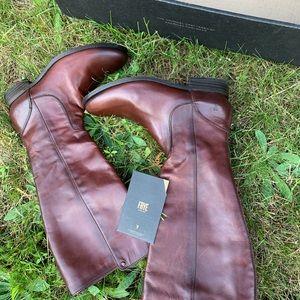 New FRYE Women's Melissa Button 2 Tall Boots.